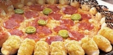Cheesy Bites Remix - un nou blat de pizza lansat de Pizza Hut