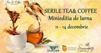 Tea & Coffee Festival - eveniment in ceainariile si cafenelele din Bucuresti